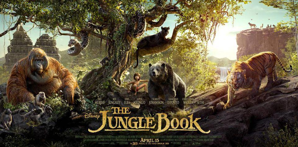 Watch The Jungle Book Only On Putlocker