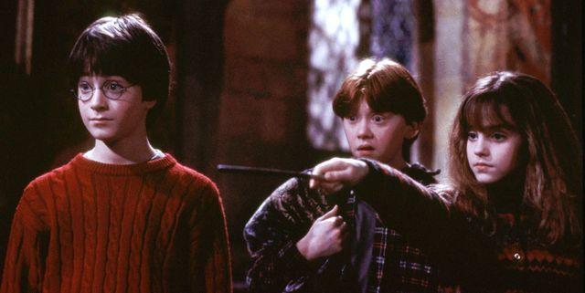 Harry Potter Chronological Order