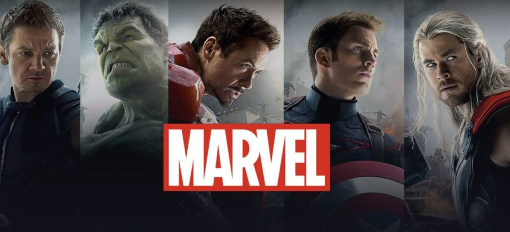 Marvel Cinematic universe movies in order