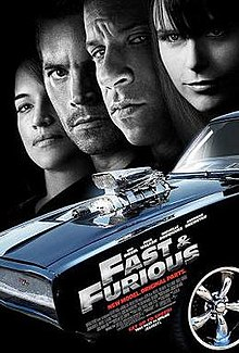 List of all Fast & Furious Movies
