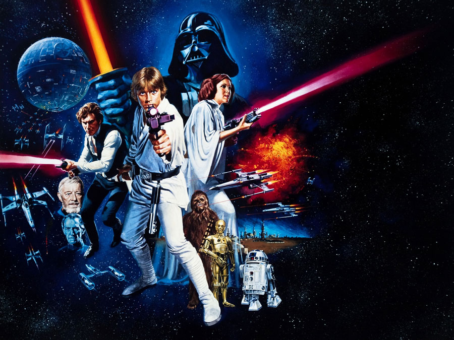 Watch All Star Wars Movies in Chronological Order