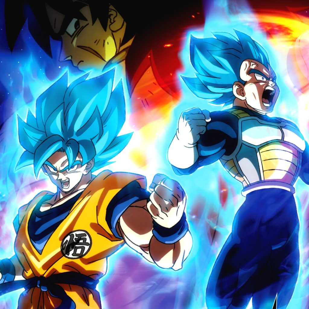 Missing Element in Dragon Ball Super