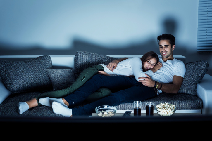 best movies to watch with gf
